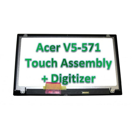 Touch Lcd Screens - Acer Aspire V5-571p-6627 Replacement LAPTOP LCD Screen 15.6