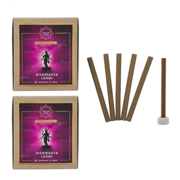 Tatva Yog Aishwarya Lakshmi Natural Scented Dhoop Batti Sticks (Pack of 2, 20 Sticks Per Pack)