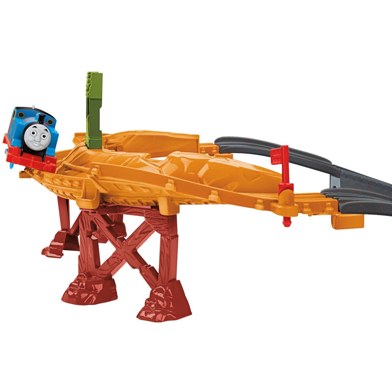 Thomas the train full size sheets - Fisher Price Thomas And Friends Trackmaster Breakaway Bridge Set Walmart Com