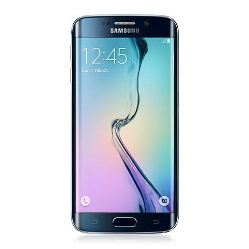"Samsung Galaxy S6-EDGE-G925i-Black Saphire 5.1"" Touch Screen-16.0 Megapixel Camera-Android 5.0.2"