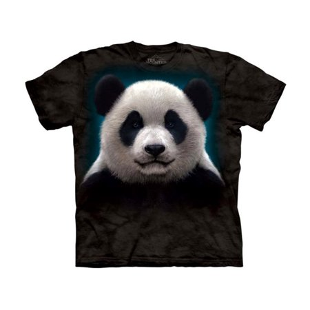100% Cotton Panda Head Awesome Animal Youth T-Shirt (Small) for $<!---->