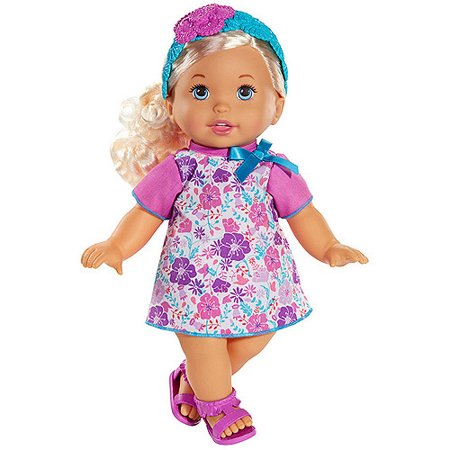 Little Mommy Sweet as Me Floral Boho Doll - Me Doll