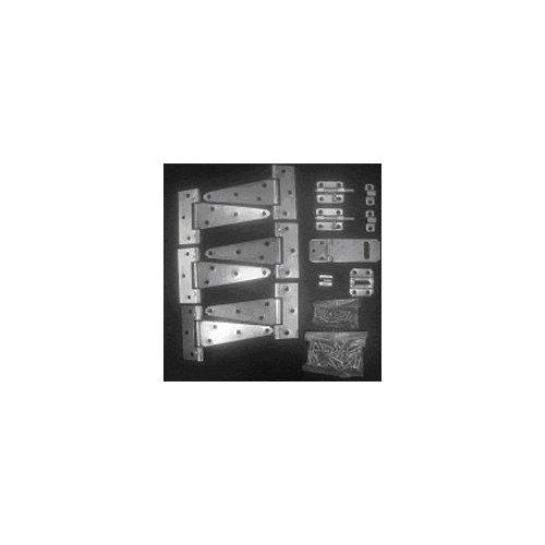 Mintcraft 33060ZCX Shed Kit Zinc Plated Finish