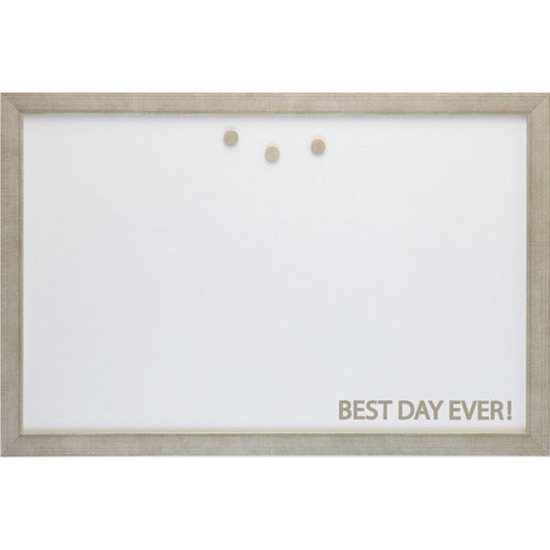 Petal Lane Best Day Ever Magnetic Memo Board