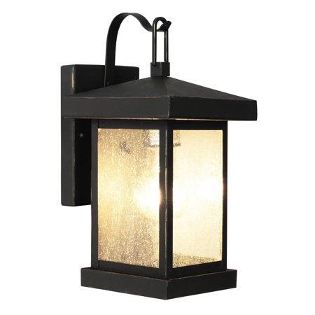 Bel Air Lighting Cb 45640 Wb 12 Weathered Bronze Outdoor Wall Lantern