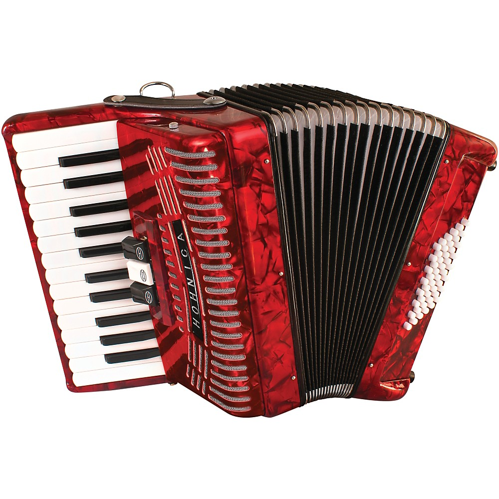 HOHNER 48-BASS ACCORDION by Hohner