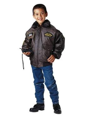 Kid's Top Gun Aviator / Flight Jacket - Large