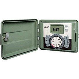 Irrigation 27894 Indoor/Outdoor Sprinkler Timer - 4 station, Lot of 1