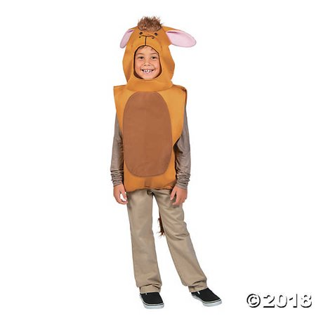 Child¡¯s Deluxe Nativity Camel Costume (Camel Costume For Adults)