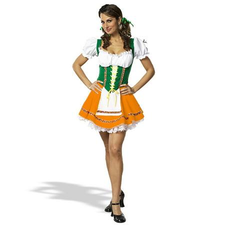 Beer Garden Girl  Costume - Beer Garden Girl