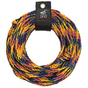 AIRHEAD Multicolor Tube Tow Rope, 60 feet, 1-2 Rider Tubes