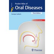 Pocket Atlas of Oral Diseases (Edition 3) (Paperback)