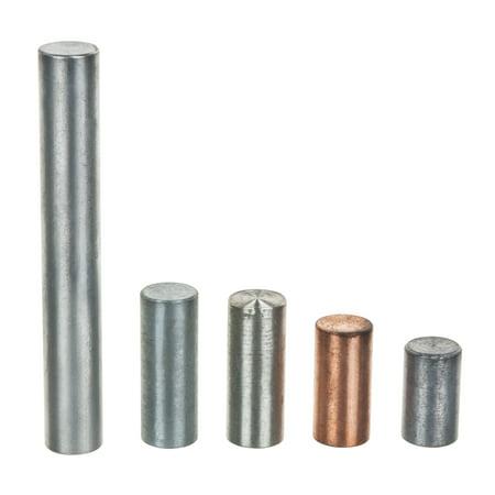 Eisco Labs Equal Mass Cylinder Set.- Aluminum, Copper, Tin, Zinc, Lead - 5 (Mast Cylinder)