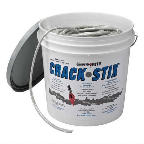 CRACK STIX 2061 Concrete Joint & Crack Fill, 1/4 D, 225ft