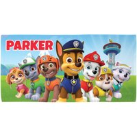 Personalized PAW Patrol Beach Towel - Ready for Action