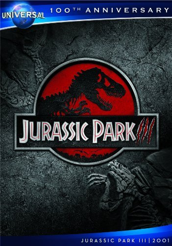 Jurassic Park 3 [dvd W] by
