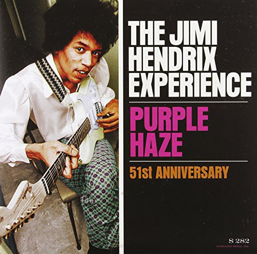 Purple Haze / 51St Anniversary (Vinyl)