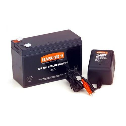 12V 7Ah Battery/Charger Combo