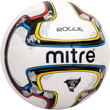 Mitre Game Rogue Soccer Ball
