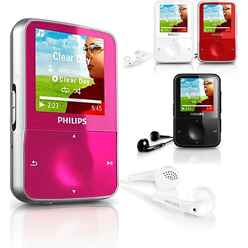 Philips ViBe 4GB MP3 Video Player