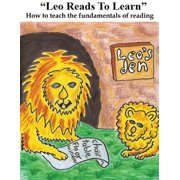 Leo Reads to Learn