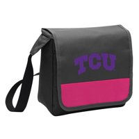 Texas Christian University Lunch Bag for Girls or Women Stylish OFFICIAL TCU Lunchbox Cooler for School or Office