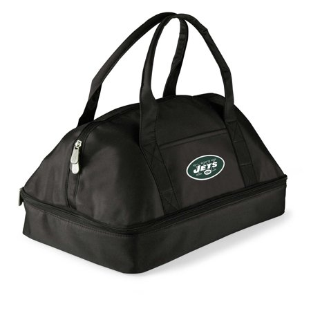 Picnic Time NFL Potluck Casserole Tote (Time Difference Between Los Angeles And Seattle)