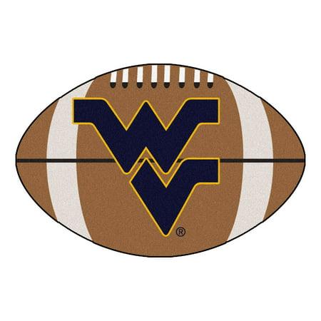 West Virginia Mountaineers Tailgater Mat - West Virginia University Football Mat