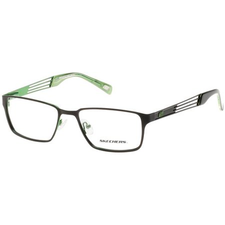 Skechers Eyewear Men's Rx able Eyeglass Frames, BlackOther