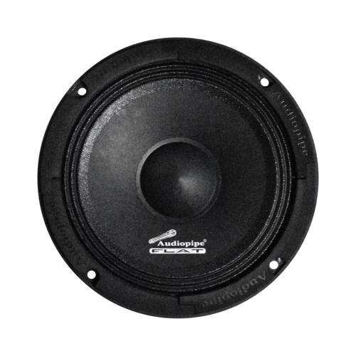 "Audiopipe Apmb65flt 6.5"" Flat Loud Speaker 250W Max Sold Each"