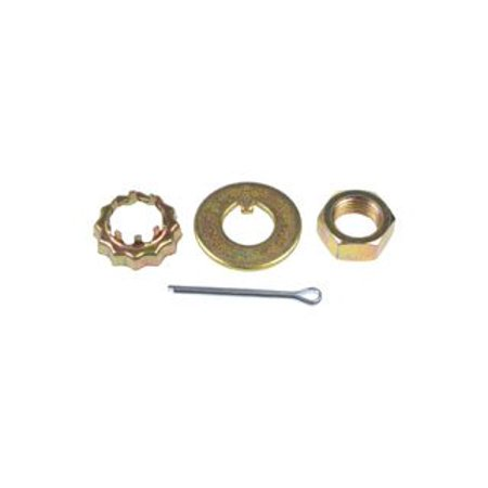 Corona Kit - Motormite 05197 Spindle Lock Nut Kit for Toyota Carina, Celica, Corolla, Corona