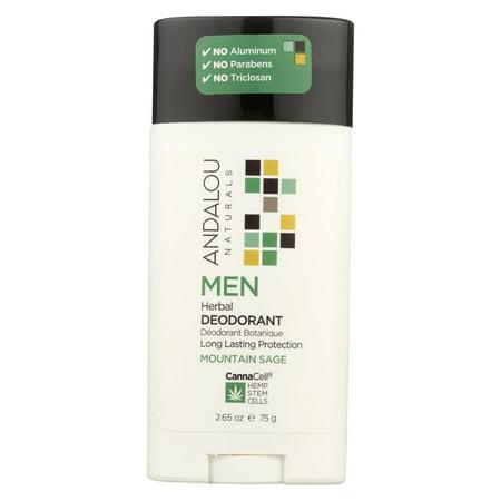 Men Mountain Sage Deodorant 3.25 OZ -