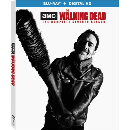 Girl From The Walking Dead (The Walking Dead: The Complete Seventh Season (Blu-ray + Digital)
