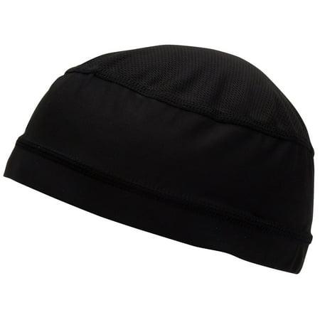 Pyramex Skull Cap Hard Hat Liner Black Walmart Com