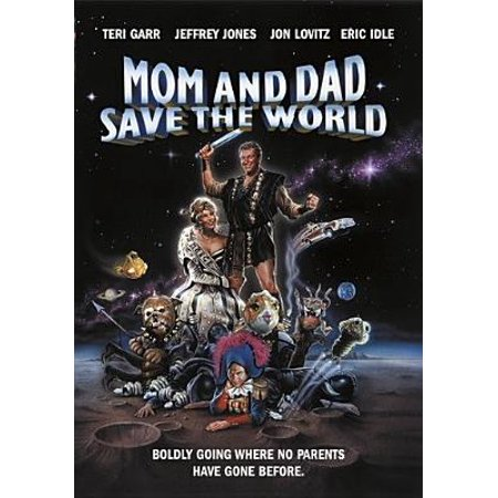 Mom And Dad Save The World (DVD) (Mom And Dad Save The World Cast)