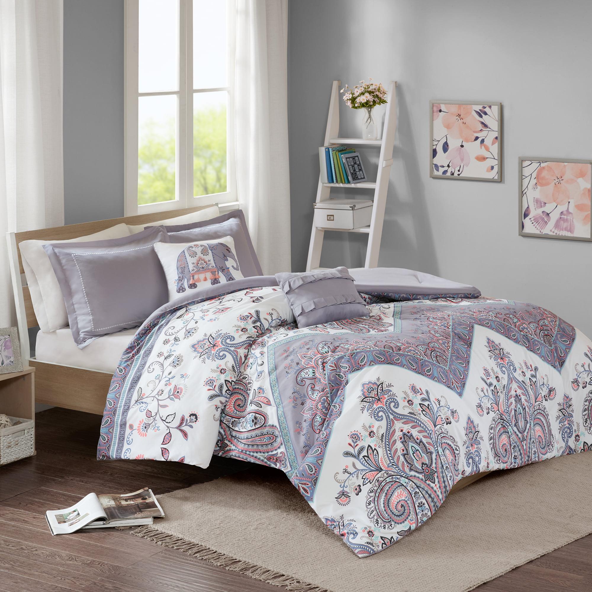 Home Essence Apartment Anna Printed Comforter Bedding Set