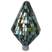 Very Cool Stuff Ornament - Turquoise, Copper (glmtcd)