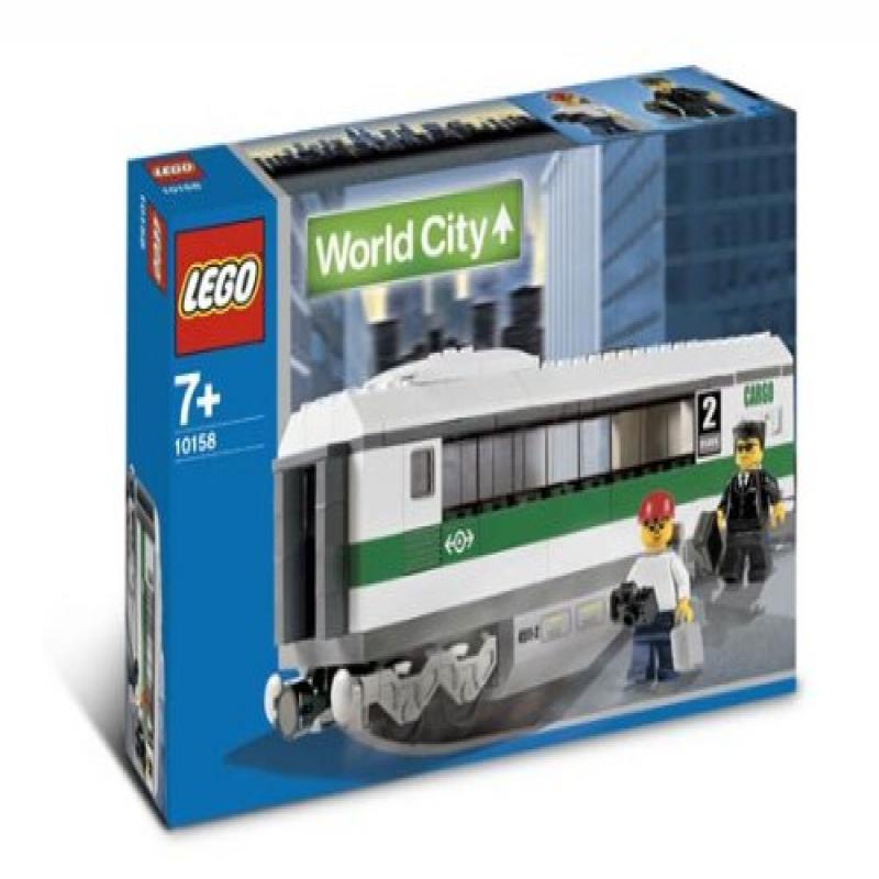 Lego 10158 High Speed Train Car