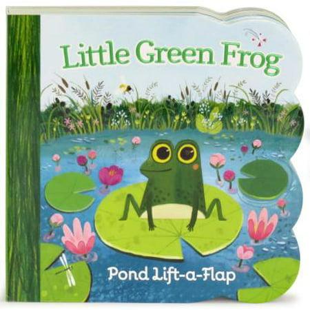 Little Green Frog (Board Book)](Little Frogs)