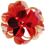 Expo Int'l Layered Flower Sequin Applique