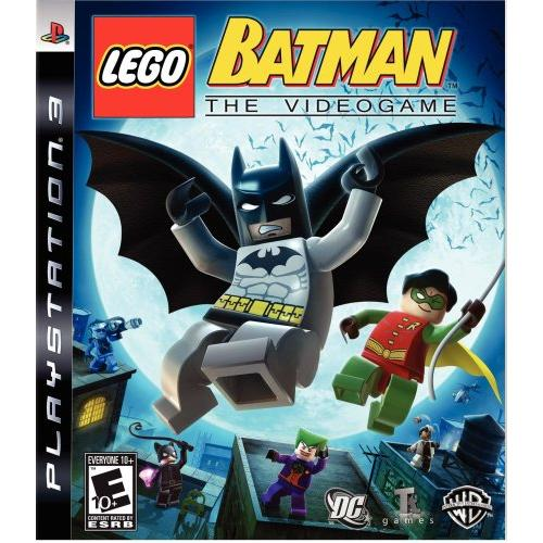 Wb Lego Batman: The Videogame - Action/adventure Game - Blu-ray Disc - Playstation 3 (ps3war38902)
