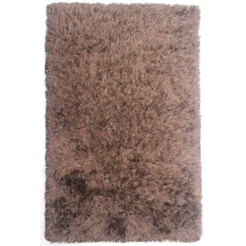 Chandra Rugs ONE353-576 Onex 5' x 8' Rectangle Synthetic Hand Woven Natural Fibe