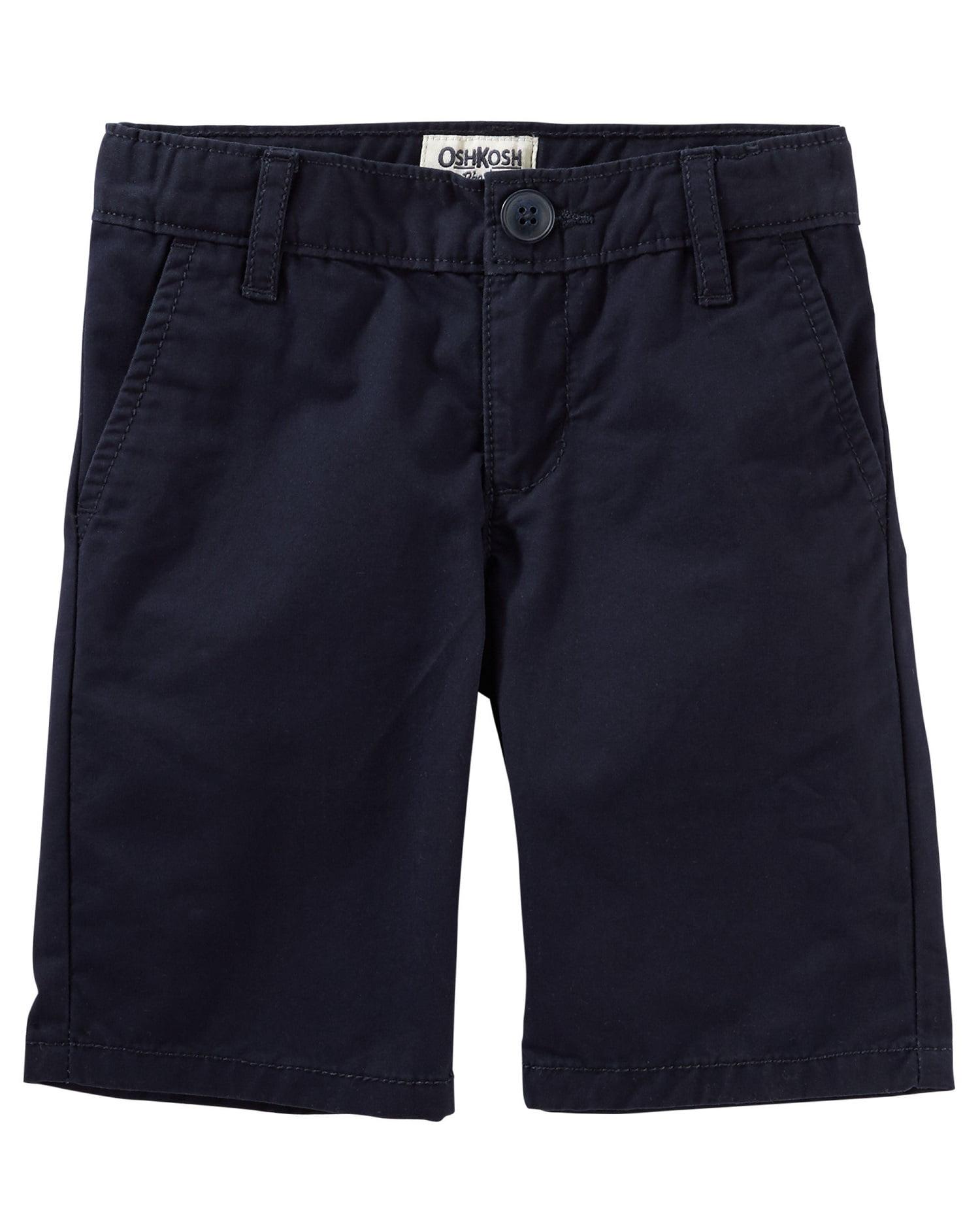 OshKosh B'gosh Big Girls' Classic Fit Uniform Shorts