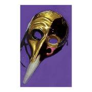 Birdman Opera Venetian, Masquerade, Mardi Gras Mask Style E
