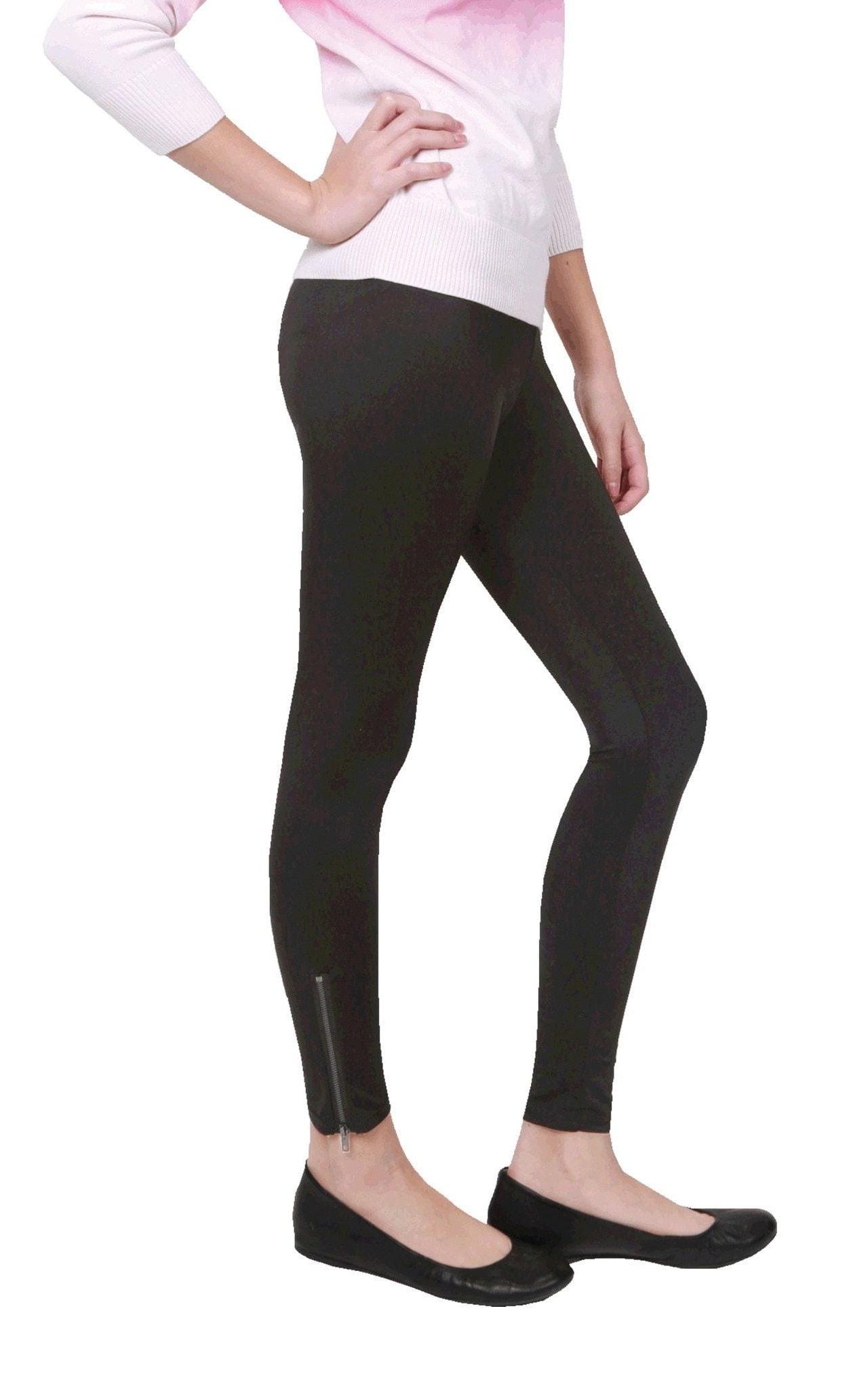 MeMoi Ankle Zip Leggings Buy Girls Leggings