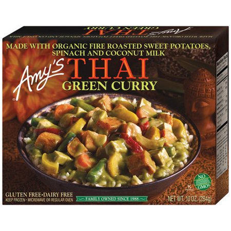 Amy 39 s kitchen thai green curry 10 oz for 24 star thai cuisine