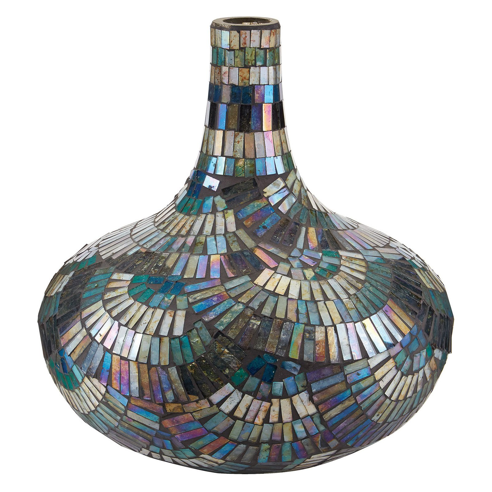 Sterling Mosaic 12.75 in. Table Vase