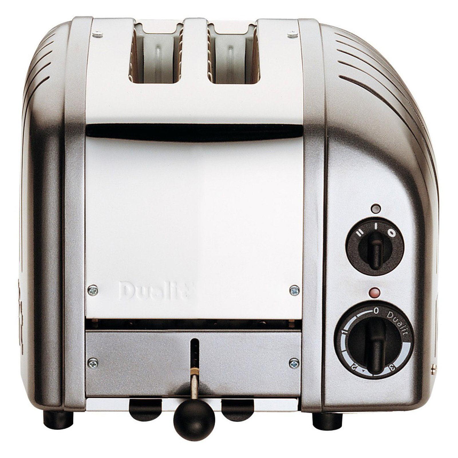 Dualit 20297 2 Slice NewGen Toaster - Metallic Charcoal