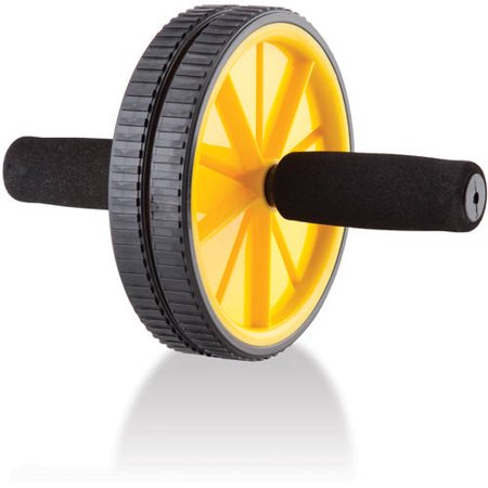 Gold's Gym Ab Wheel - Ab Cube