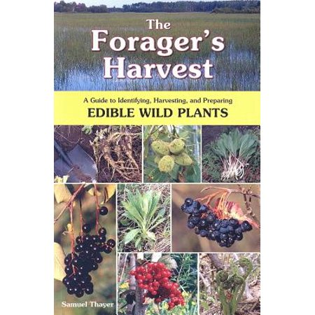 The Forager's Harvest : A Guide to Identifying, Harvesting, and Preparing Edible Wild